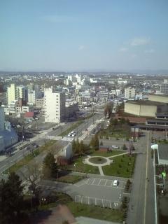 旭川グランドホテルに到着!