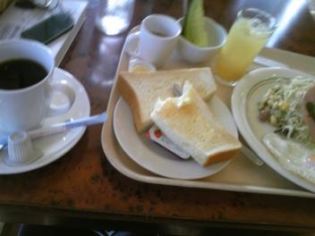 福岡の朝食