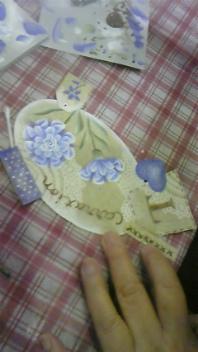 折り紙トール教えたよ